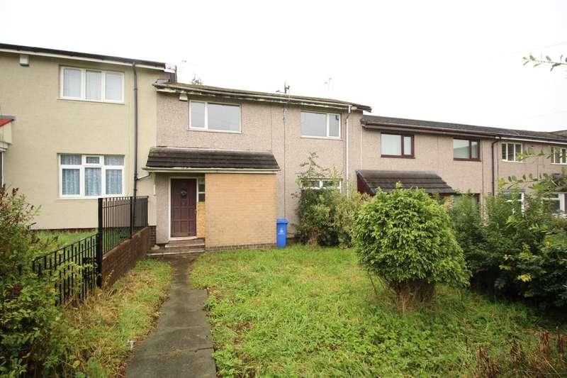 3 Bedrooms Terraced House for sale in Longdale Drive, Mottram, Hyde, SK14