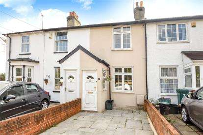 2 Bedrooms Terraced House for sale in Wellbrook Road, Locksbottom, Orpington