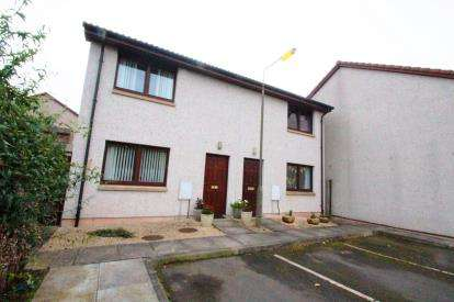 2 Bedrooms Semi Detached House for sale in Elm Grove, Cupar