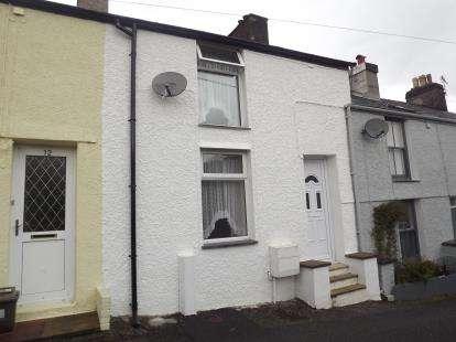 2 Bedrooms Terraced House for sale in Llainwen Isaf, Llanberis, Caernarfon, Gwynedd, LL55