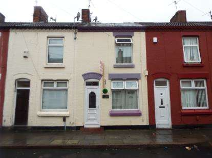 2 Bedrooms Terraced House for sale in Hawkins Street, Kensington, Liverpool, England, L6