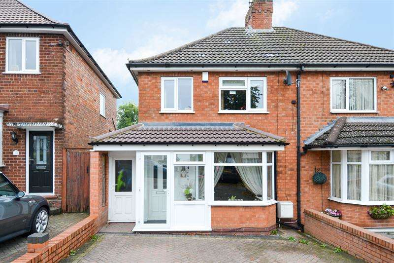 3 Bedrooms Semi Detached House for sale in Tessall Lane, Northfield, Birmingham