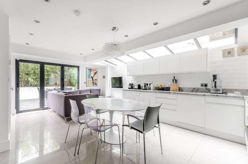 5 Bedrooms House for sale in Glengarry Road, East Dulwich, SE22