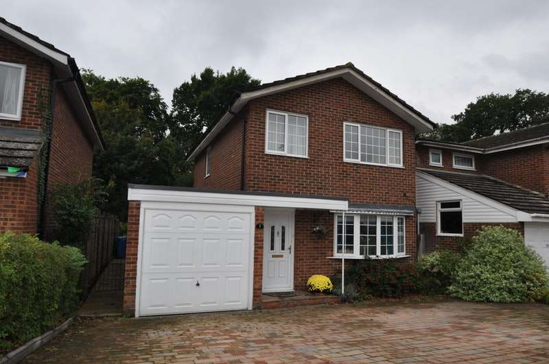 3 Bedrooms Detached House for sale in avebury, bracknell, Berkshire, rg12