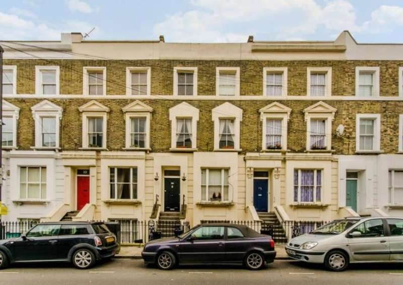 2 Bedrooms Flat for sale in Benwell Road N7