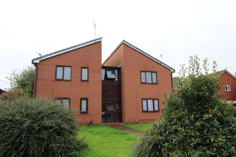 1 Bedroom Flat for sale in Chidlow Close, Widnes, WA8