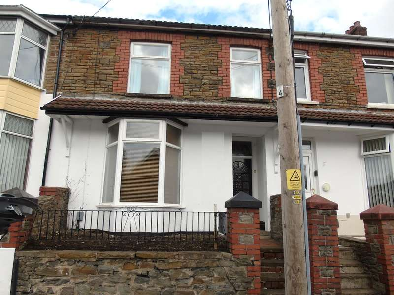 3 Bedrooms Terraced House for sale in James Street, Treforest, Pontypridd