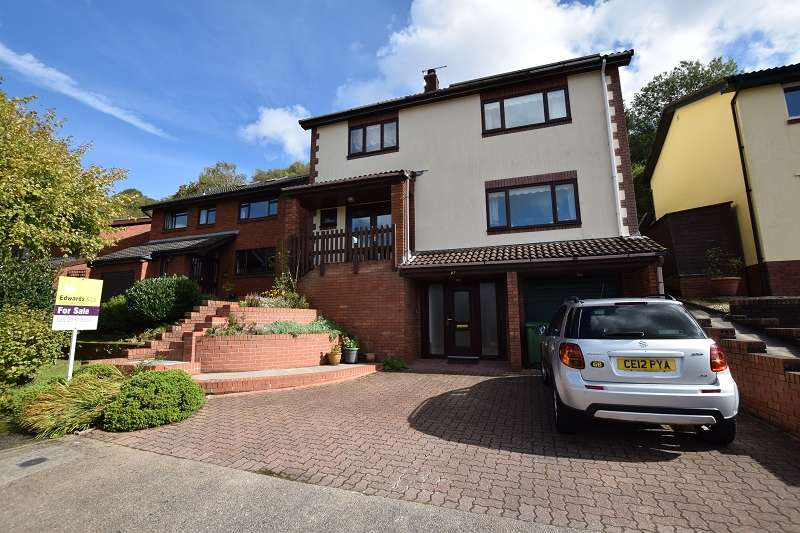 4 Bedrooms Detached House for sale in Castell Coch View, Tongwynlais, Cardiff. CF15 7LA