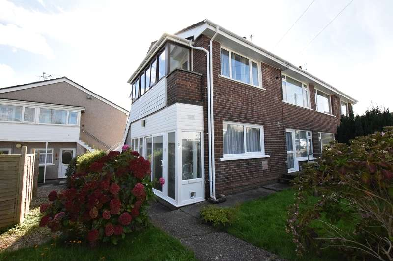2 Bedrooms Ground Maisonette Flat for sale in Pen-Y-Graig , Rhiwbina, Cardiff. CF14 6ST