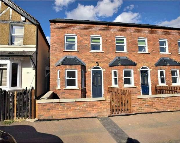 3 Bedrooms End Of Terrace House for sale in Camp Road, St Albans, Hertfordshire