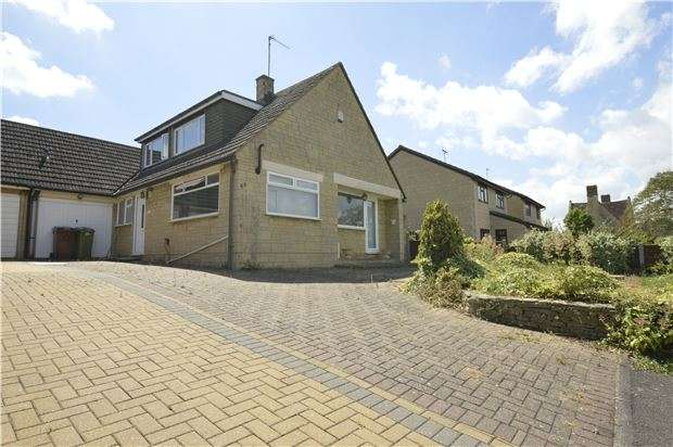3 Bedrooms Semi Detached House for sale in Station Road, Bishops Cleeve, CHELTENHAM, GL52 8HJ