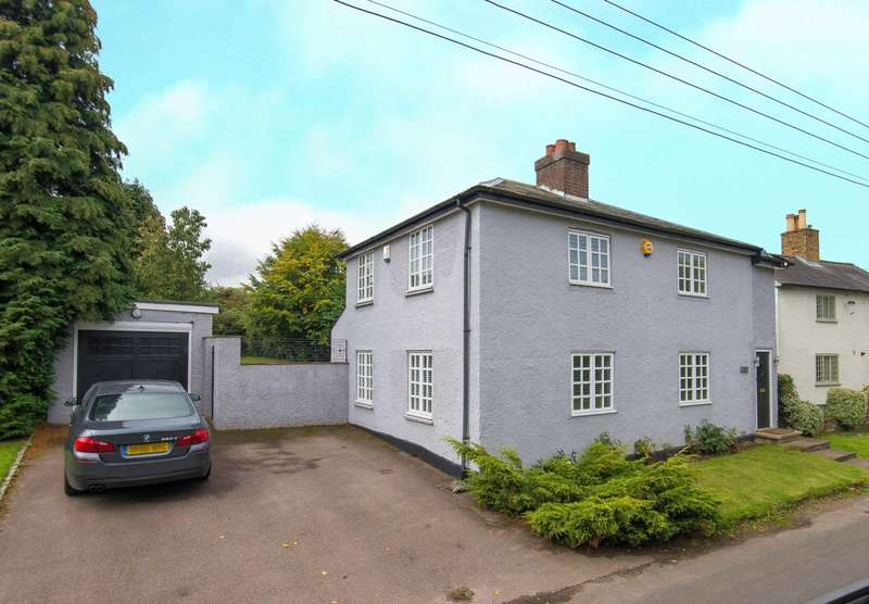 4 Bedrooms Detached House for sale in Dudswell Lane, Dudswell