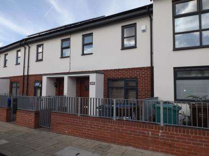 2 Bedrooms Terraced House for sale in Blue Moon Way, Manchester, Greater Manchester