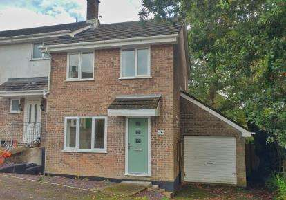 3 Bedrooms Semi Detached House for sale in Grampound Road, Cornwall, Uk