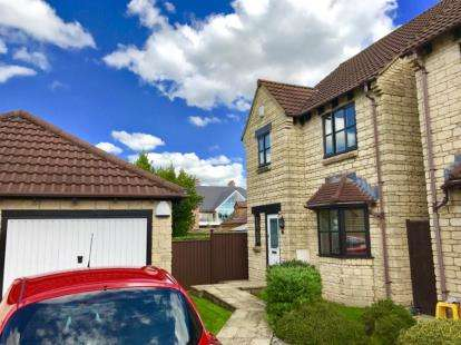 4 Bedrooms Detached House for sale in Wetherby Grove, Downend, Bristol, Gloucestershire