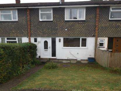 3 Bedrooms Terraced House for sale in Trewenna Drive, Potters Bar, Hertfordshire