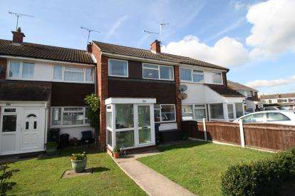 3 Bedrooms Terraced House for sale in Heybridge, Maldon, Essex