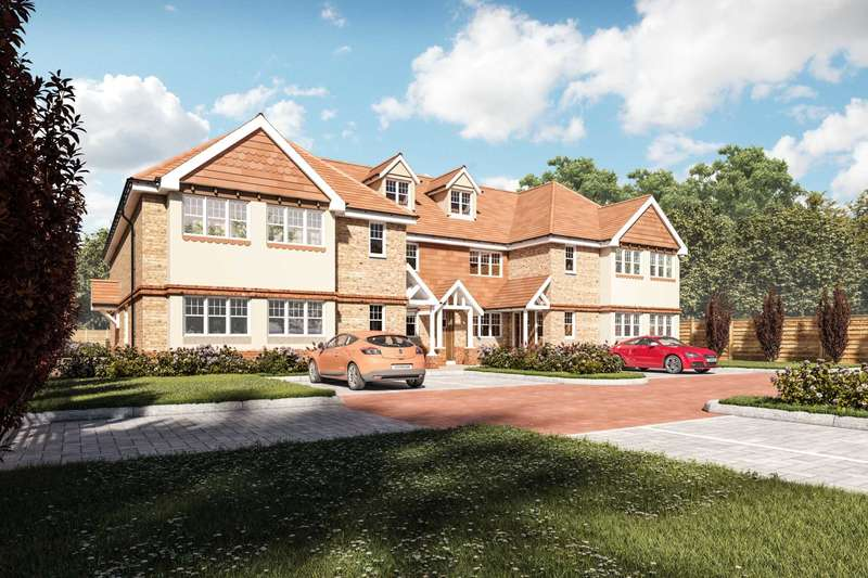 2 Bedrooms Apartment Flat for sale in Bridgeway Mansion, London Road, Aston Clinton