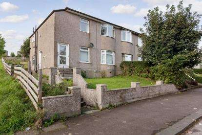 3 Bedrooms Flat for sale in Croftfoot Road, Glasgow