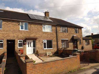 4 Bedrooms Terraced House for sale in Corinth Road, Clifton, Nottingham, Nottinghamshire