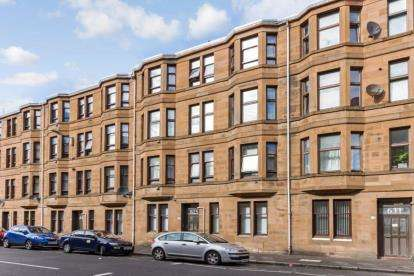 2 Bedrooms Flat for sale in Shettleston Road, Shettleston, Glasgow