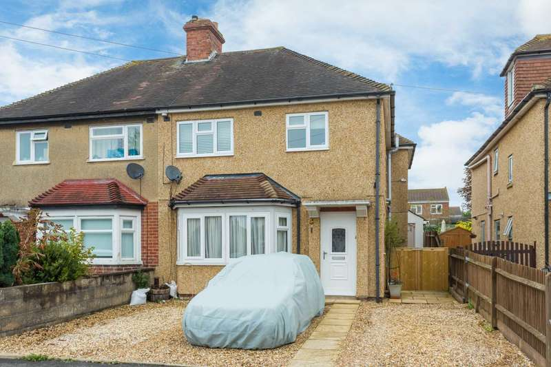 4 Bedrooms Semi Detached House for sale in Cranmer Road, Oxford