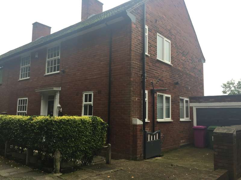 4 Bedrooms Semi Detached House for rent in Allerton Road, Liverpool, L18