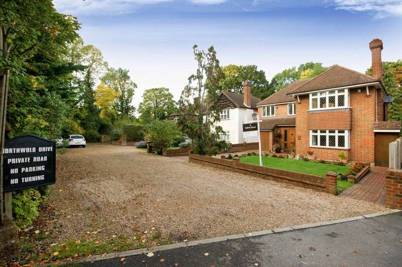 5 Bedrooms Detached House for sale in Northwold Drive, Pinner