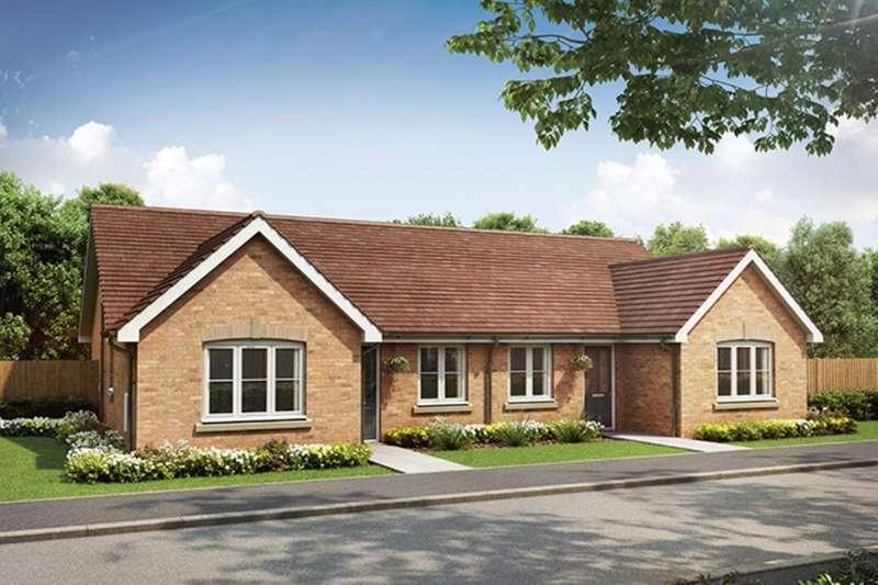 2 Bedrooms Semi Detached Bungalow for sale in Hoyles Lane, Cottam, Preston, PR4