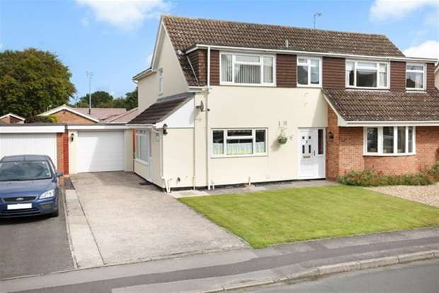 4 Bedrooms Semi Detached House for sale in Upper Marsh Road, Warminster