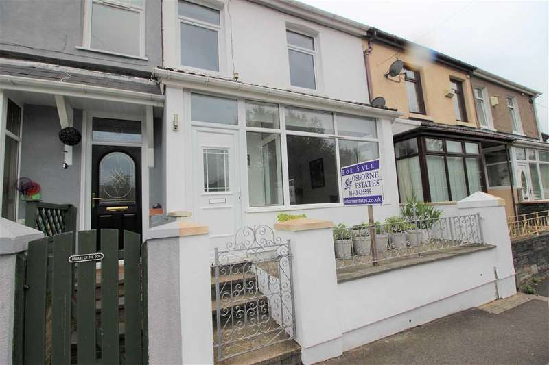3 Bedrooms Terraced House for sale in New Century, Trealaw, Tonypandy