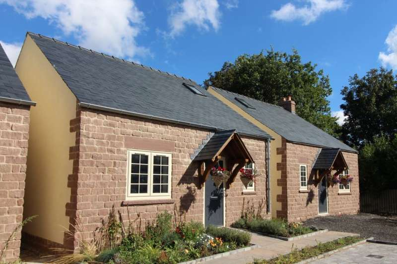 2 Bedrooms Detached Bungalow for sale in Village Garden Mews, Treeton, Rotherham, S60