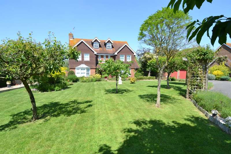 5 Bedrooms Detached House for sale in Molehill Road, Chestfield, Whitstable