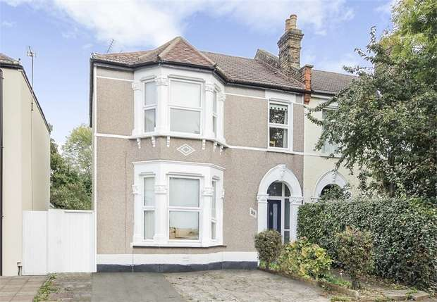 4 Bedrooms Semi Detached House for sale in Hafton Road, London
