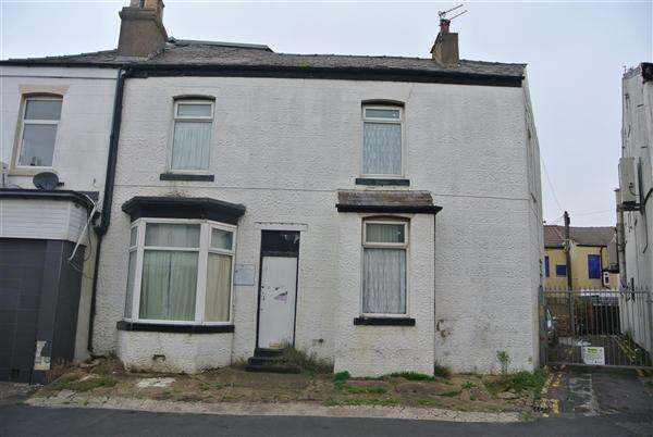 Semi Detached House for sale in Milbourne Street, Blackpool