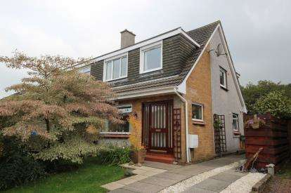3 Bedrooms Semi Detached House for sale in Fife Place, Fairlie