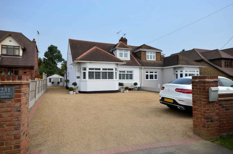 5 Bedrooms Semi Detached House for sale in Noak Hill Road, Billericay