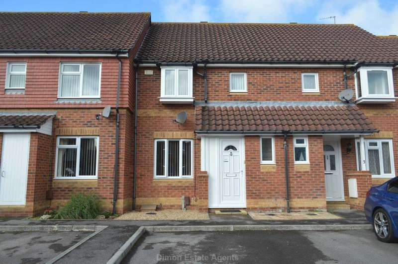 3 Bedrooms Terraced House for sale in Helm Close, Rowner