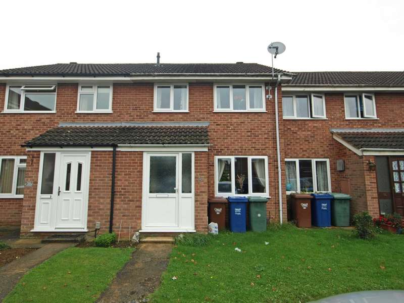 3 Bedrooms Terraced House for sale in Fairford Way, Bicester