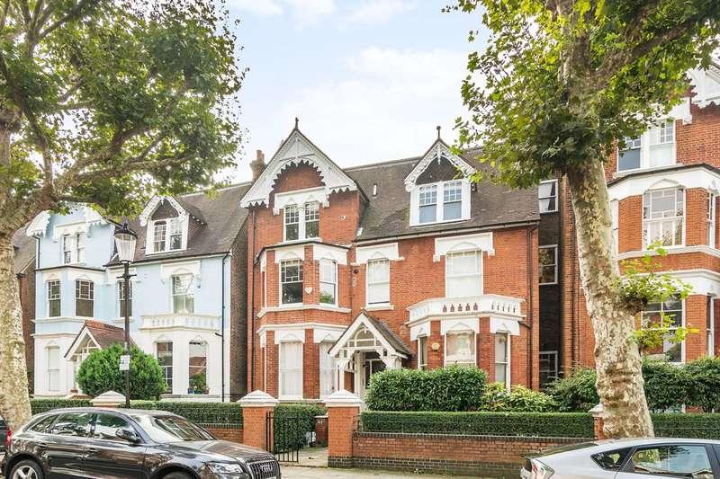2 Bedrooms Flat for sale in Bassett Road, North Kensington, W10