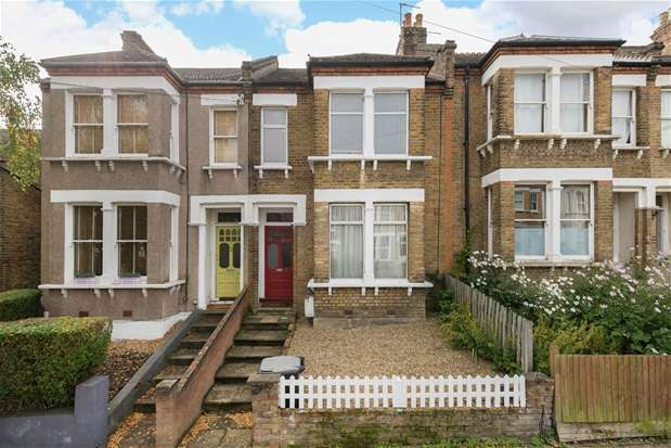 2 Bedrooms Flat for sale in Queenswood Road, Forest Hill