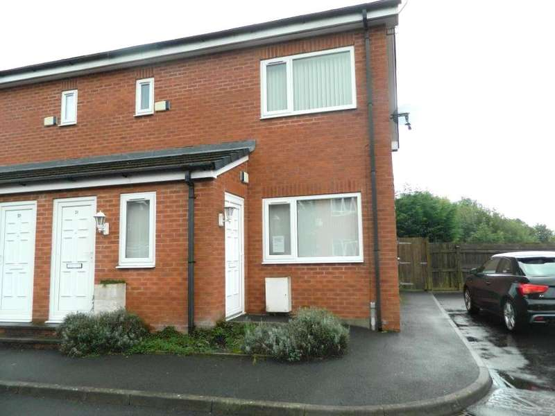 1 Bedroom Apartment Flat for sale in St James Court, Bury, BL8