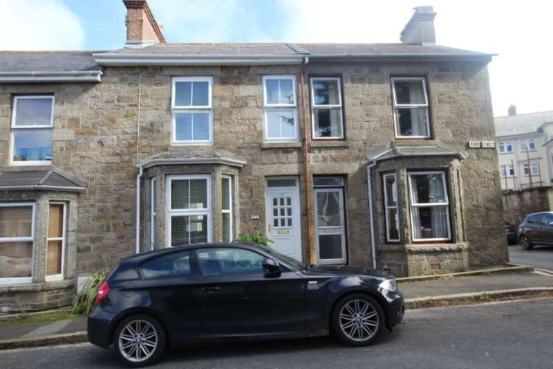 3 Bedrooms Property for sale in York Street, Penzance, TR18