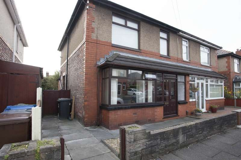 3 Bedrooms Semi Detached House for sale in Orrell Gardens, Wigan, Greater Manchester, WN5