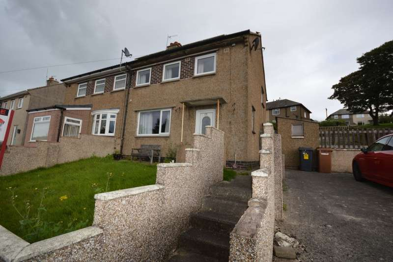 3 Bedrooms Semi Detached House for sale in Whinlatter Road, Whitehaven, CA28