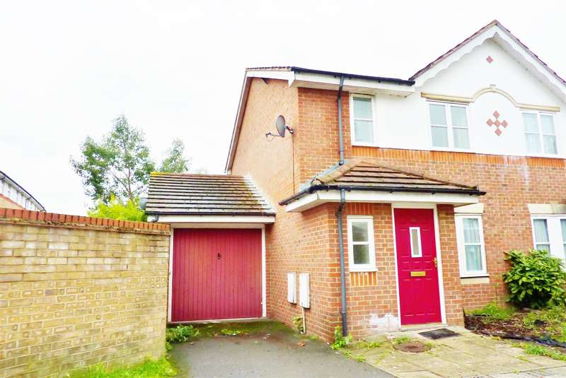 3 Bedrooms End Of Terrace House for sale in Lakeside, SE28 8RU