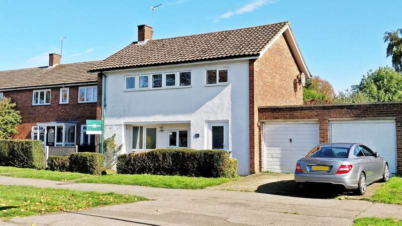3 Bedrooms Detached House for sale in Heronswood Road , WELWYN GARDEN CITY, AL7
