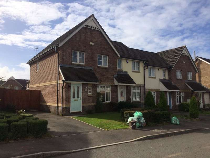 3 Bedrooms End Of Terrace House for sale in Whinberry Way, St Fagans, Cardiff