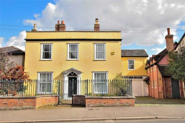 7 Bedrooms Detached House for sale in Dunmow, Essex