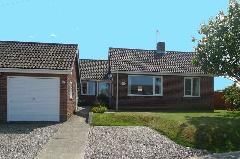 3 Bedrooms Detached Bungalow for sale in Cargate Lane, Upton, NR13